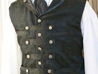 A Steampunk men's wear