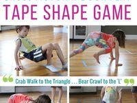 Preschool Movement and Yoga