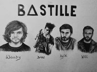 bastille band tattoo