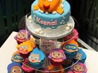 Birthday / Decorated Cake