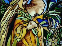 Stained-glass Windows #stained-glass #vitraux