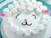Cutesy baked goods