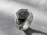 перстень мужской: лучшие изображения (38) | Men rings, Rings и ...