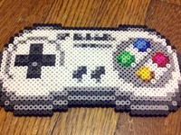 ... Sprites on Pinterest Perler beads, Nintendo controller and Xbox 360