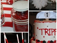Kid party decor, themes, food, & inspiration for boys & girls.