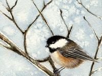 Stationery inspiration - winter