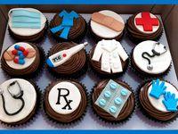 Nursing Themed Desserts