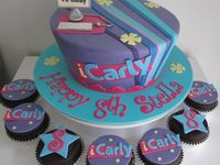 Cake Art Miranda : 13 best images about i carly cake on Pinterest