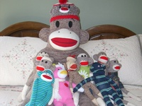 Monkey Business!