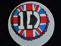 One direction cakes