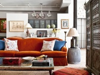31 Best Images About Rust Colored Living Room Decor On Pinterest Living Room Sets Recliners