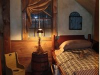Bedrooms ♥ Farmhouse & Primitive