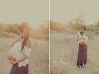 What to wear - outside maternity shoot