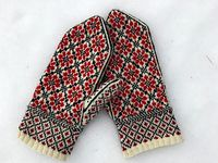 Knitting - Mittens and Gloves