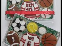 Cookies, Sports