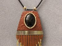 Gourd Jewelry, Purses, Lamps, Instruments, etc.