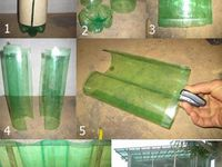 Plastic BOTTLE CRAFTS AND MORE