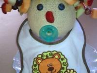 baby shower fruit kabob