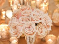 Champagne and Ivory Wedding