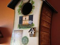 birdhouses and houses