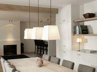161 besten innenr ume bilder auf pinterest neue wohnung wohn esszimmer und wohnzimmer modern. Black Bedroom Furniture Sets. Home Design Ideas