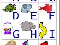 Alphabet & Names