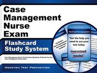 Case management certification study material