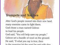 church - bible - Gideon