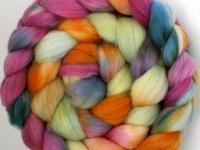 Spinning Fiber & Hand Spun Yarn
