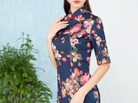 Oriental dresses