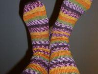 Angela tibbo / Wool socks