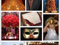 Theme Wedding - Masquerade