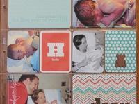 Project LIfe Baby Album
