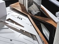 architectural models / original architectural concepts through layout