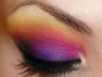 Make up. All kinds. Everything I find interesting , pretty or just really creative !