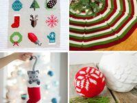 Crochet Christmas free pattern