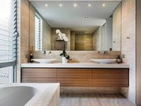 Bathroom On Pinterest Contemporary Bathrooms Vanity Units And Glass