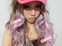 The looks that I like from Japanese Gyaru and related styles. (^_^)