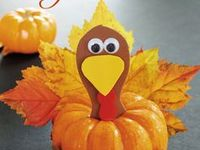 Thanksgiving crafts for kids  Board