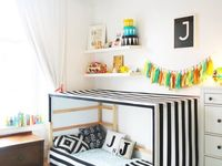 101 besten kinderzimmer bilder auf pinterest. Black Bedroom Furniture Sets. Home Design Ideas