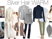 94 Graue Haare Kleidung Make Up Ideen In 2021 Kleidung Graue Haare Farbtypen