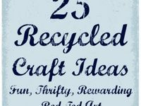 Recycled on Pinterest | Plastic Bottles, Plastic Bags and Recycled Art
