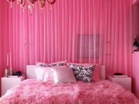 my juicy couture room on pinterest 3 4 beds bedrooms