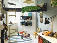 Home Spaces, nooks and crannies