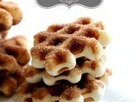 ... MAKER RECIPES! on Pinterest | Waffle Iron, Waffles and Panini Press
