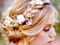 Wedding Hair Ideas / See the latest wedding-inspired hairstyles, haircuts and color ideas.