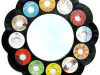 Upcycling Vinyl & CDs