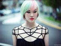 ... Beauty - Hair on Pinterest | Alternative hair, Your hair and Toronto
