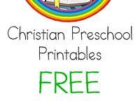 church-kids activities & crafts