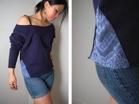 I got to learn to sew. start with some tips & advice to reuse old fabrics